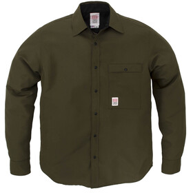 Topo Designs M's Breaker Shirt Jacket Olive